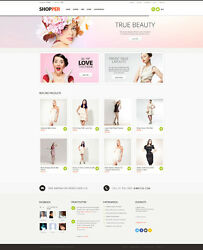 Need A Website.. Need To Sell Online.. Beautiful Ecommerce Websites...shopping