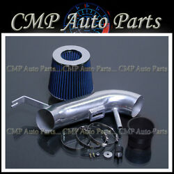 Black And Blue Fit 2007-2012 Nissan Altima 2.5 2.5l Air Intake Kit Systems