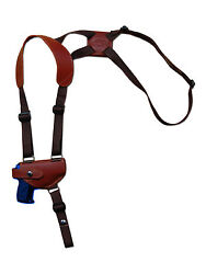 NEW Barsony Burgundy Leather Shoulder Holster Kel-Tec Ruger Kahr Mini 22 25 380