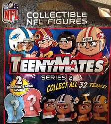 Teenymates Series 2 Collectibles Nfl Figures