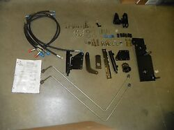 New Holland Hyd. Reverse W/ Wind Guard Flip Kit For Forage Harvester 345w And 355w