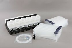 Bulk Ink Supply System For Mimaki, Roland And Mutoh Printer For Dual 6colors