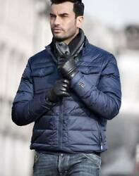 F32 Italy Top Quality Ultra Light Down Jacket Cappotto Piumino 3colors Size L Xl