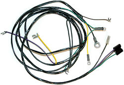 1955 Corvette Wiring Harness Engine Auto Transmission Only Us Reproduction New