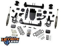 Zone Offroad C27/c28 4.5 Suspension Lift Kit 2014-2018 Chevy Gm 1500 Pickup 4wd