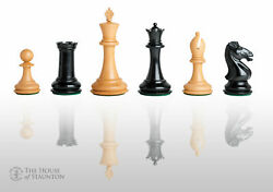 USCF Sales The Hastings Luxury Chess Set - Pieces Only - 4.0