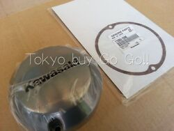 Kawasaki Zr1100 Zephyr Zl600 Pulsing Coil Cover And Gasket 14090-1571 Genuine
