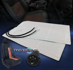 UNIVERSAL HEATED SEAT HEATER PAD +HIMIDLOW SWITCH DTS AVEO VENTURE CALIBER EOS