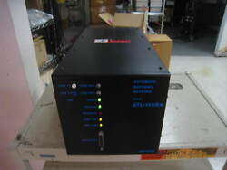 Astech Atl-100ra Rf Match, Ae 3150086-003 01 Se, With Power Cable, 400364