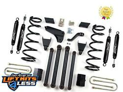 Zone Offroad D16n/d17n/d18n 5 System Lift Kit For 2010-2012 Dodge/ram 3500 4x4