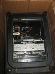 Ge 12iac54a3a Time Overcurrent Relay New In Box