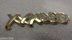 Large And Company 18k X0x0x0 Pin / Brooch Hugs And Kisses 1983 Make Offer