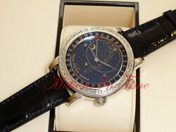 Patek Philippe 6104G-001 Sky Moon Celestial In White Gold 44mm W Date Complete