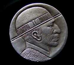Hobo Nickel  Superior Carving by Owen Covert