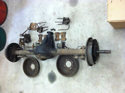 50and039s Mga Differential Assembly