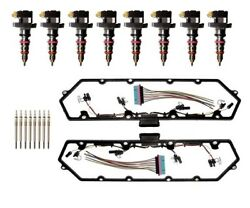 94-03 7.3l Ford Powerstroke Diesel Fuel Injector Performance Superkit 3039