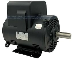 Weg Heavy Duty 7.5hp 3450 Rpm 1-phase 213t Frame Compressor Electric Motor