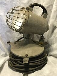 Vintage Fire And Rescue Light By Homelite