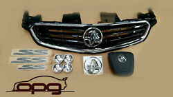 Grille/boot/badge/horn/wheel Caps For Vf Ss Chevrolet To Holden Full Conversion
