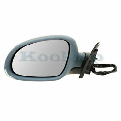 01-05 Passat Door Mirror Power Folding Heated W/memory And Turn Signal Driver Side