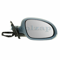 01-05 Passat Door Mirror Power Folding Heated W/memory And Turn Signal Right Side