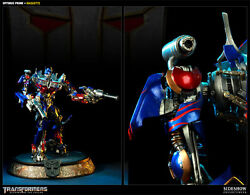 Sideshow Collectibles Optimus Prime Maquette Exclusive Not Hot Toys Not Bowen