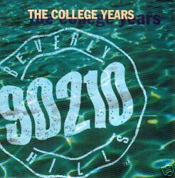 Beverly Hills 90210the College Years-1994- Tv Series Soundtrack- Cd