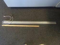Used 1 Set Sunx Sf1-f64 Safety Curtain Emitter/receiver Sf1-f64d,sf1-f64p Cx