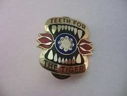 High Quality Teeth For The Tiger Military Usar Army Reserve 303 Ordnance Pin