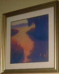 Original Painting By Brian Blood Collectibles