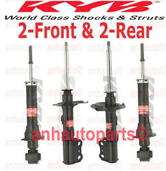 4-kyb Excel-g® Strut/shocks 2-front And 2-rear For Scion Tc 2005 To 10/2010