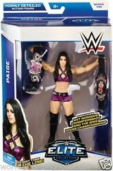 wwe elite paige series 34 figure new
