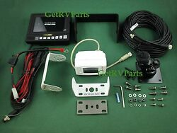 Weldex Rv Motorhome 5 Rear View Monitor System Wdrv-5041m Cable Camera Mount