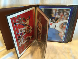 Notebook Los Angeles Dodgers Union 76 Hall Of Fame Prints Target Trading Cards