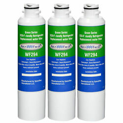 Aquafresh Replacement Water Filter For Samsung Rs261mdrs Refrigerators 3pk