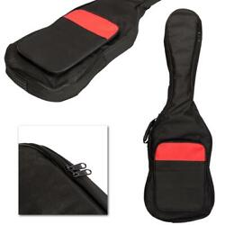 New BL Nylon Padded Cotton with 5mm thickness Electric Guitar Soft Case Gig Bag $18.90