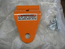 Scag Tiger Cubtiger Cat And Wild Cat Zero Turn Mower Trailer Hitch. Usa Made