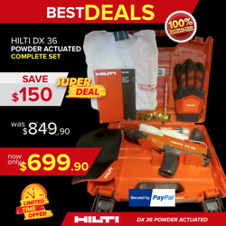 Hilti Dx 36, Free Kit, Brand New,2 Years Warranty , Strong, L@@k, Fast Ship