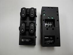 Sale Ford Power Front Driver Door Master Window Switch Ref 5wfd03