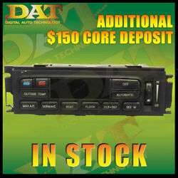 02 03 04 Ford F150 AC Heater Digital Climate Control with Rear Defrost