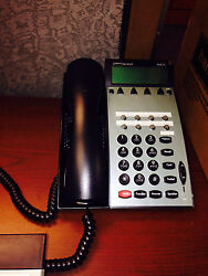 New Nec Telephone Set Of 20 Phones, Great For Officehearing Aid Compatible