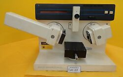 Rudolph Research Ii-2345 Automatic Ellipsometer Autoel Ii Untested As-is