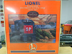 Lionel Southern Pacific Sp Warhorse Sd-40 Freight Set, Tmcc, 6-11940 Mint C-10