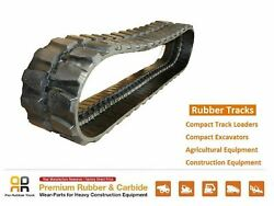Rubber Track 450x71x82 Made For Ihi Is75uj Is80 Nx Case 9007b 9700ck Excavator