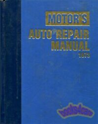 SHOP MANUAL SERVICE REPAIR BOOK
