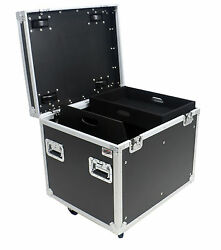 Osp Utility 30 Transport Trunk Ata Road Case With Dividers And Tray Tc3024-30