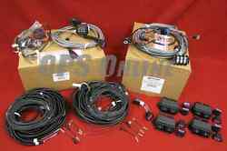 New OEM Mercury Verado Triple Console Binnacle Kit w DTS Rigging Kit 8M0079500