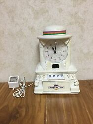 homestar 1988 grandpa time alarm clock
