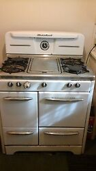1950's O'keefe Merritt Antique Stove In Working Condition