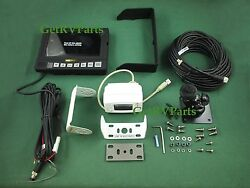 Weldex Rv Motorhome 7 Inch Back Up Monitor System Wdrv-7041m Cable Camera Mount